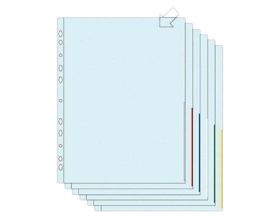 Muovitasku-Signal PP 0,17 Valkoinen / 12401