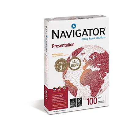Navigator Presentation A4 100 g väritulostuspaperi 500 ark/riisi