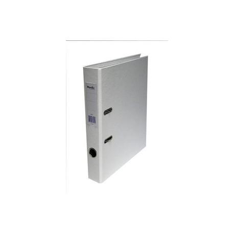 NO Kansio- Plastimap A4/40mm Valkoinen / 1294735