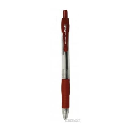 NO Kynä- TF-586 punainen 170069