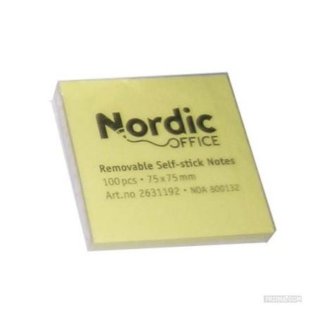 NO-Viestilappu 75 x 75 mm 800132/12kpl/pak,240/ltk