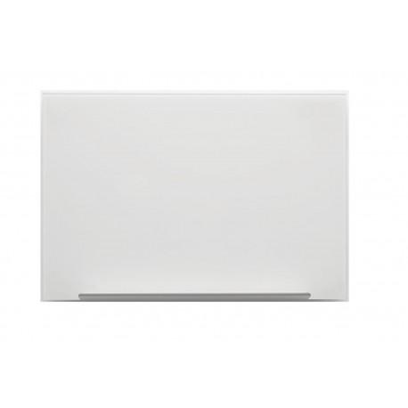 "Nobo Widescreen 45"", 993x559mm, valkoinen lasitaulu"