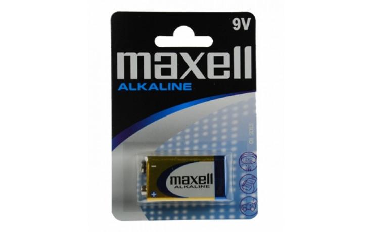Paristo 9V Maxell 6LR61 / 723761