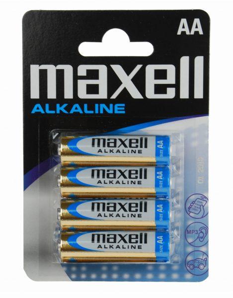 Paristo Maxell LR06 AA 4 kpl/pkt, 723758