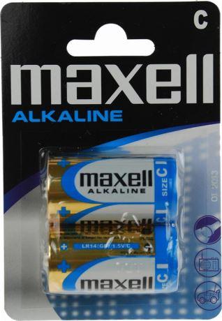 Paristo Maxell LR14, 2 kpl/pkt / 774417