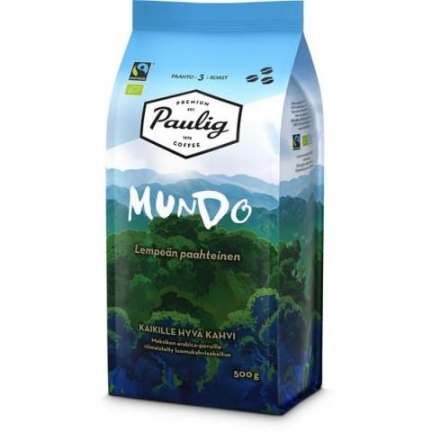 Paulig Mundo papu 8x0,5kg 500gr / pkt / 16618
