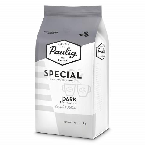 Paulig Special Dark Bean 16620, 4 kg/ltk
