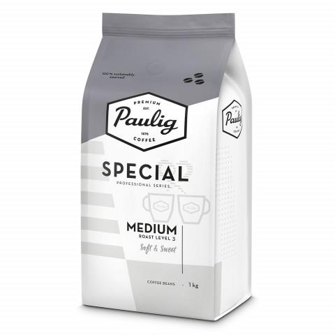 LOPPU Paulig Special Bean Medium 4x1kg 16627 / 132 kg/pall
