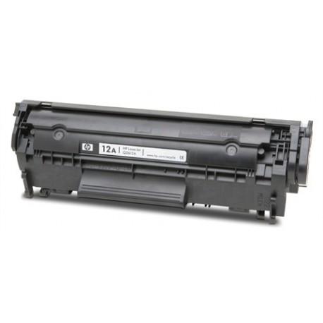 Q2612A Black, HP LaserJet 10XX, 30XX, M1005, M1319