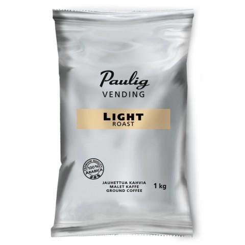Automaattikahvi Paulig Light 16371, 5x1kg