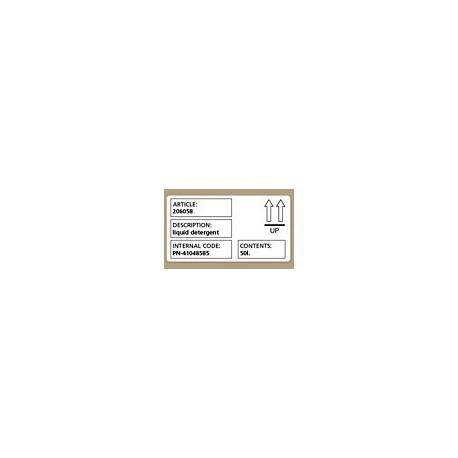 S0722430-Lähetys/nimitarr 101x54 Labelwriter 99014 99014