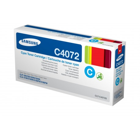 Samsung Cyan CLP-320/325/CLX-3185