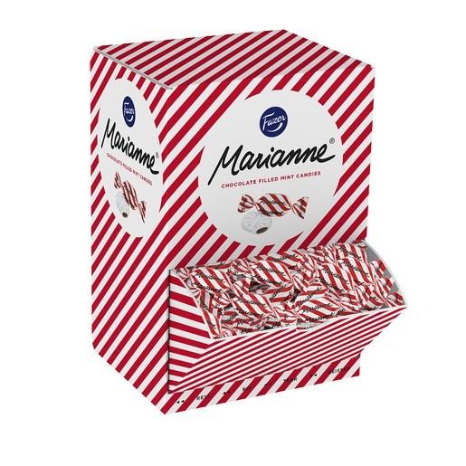 Marianne piparminttusuklaakaramelli 2,5 kg ltk