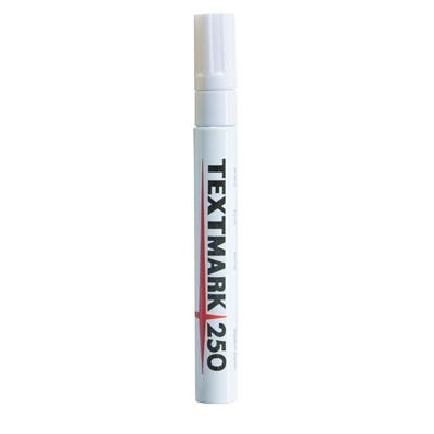 Textmark 250 Valkoinen 300280, 12 kpl/rasia