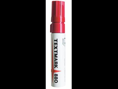 Textmark 880 Punainen 300301, 6/ras