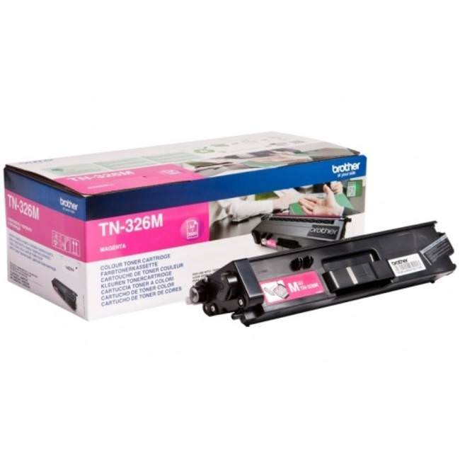 TN326M Magenta, Brother DCP-L8400, DCP-L8450, HL-L8250, HL-L8350, MFC-L8650, MFC-L8850