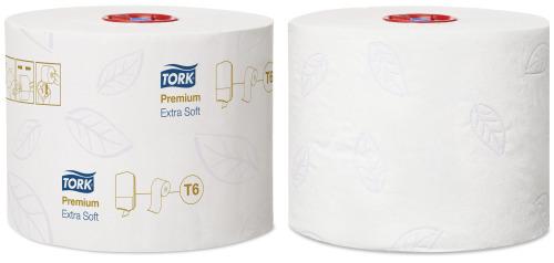 Tork  Premium WC-paperi 3-kerr. valk. / 127510 27 rl/ltk