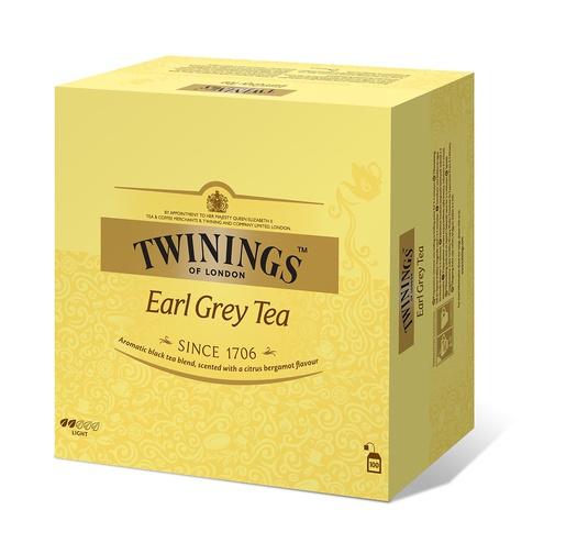 Twinings Earl Grey tee 100 ps