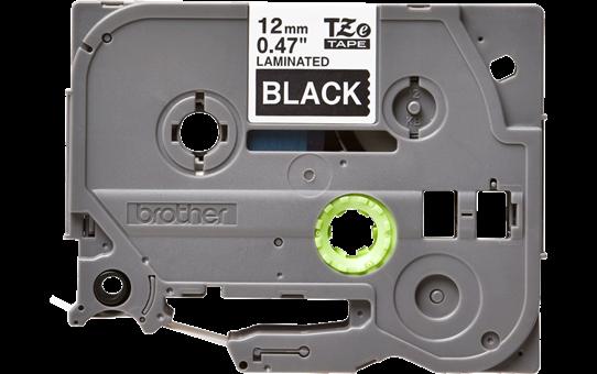 TZe-335 12 mm valk./musta