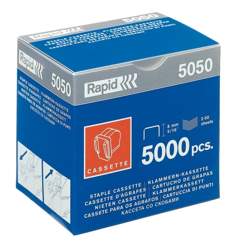 Niittikasetti Rapid R5050 sähkönitojaan 5000/ltk