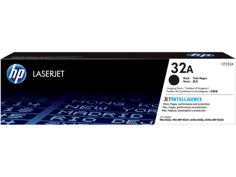 CF232A HP Laserjet, rumpu