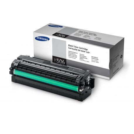 SAMSUNG CLT-K506L High Yield Black Toner