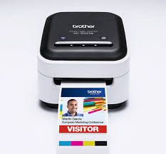 Brother VC-500W COLOR LABELLING MACHINE WIRELESS