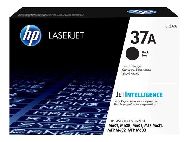 CF237A black 11.000 sivua, HP LaserJet Enterprise M607, M608, M609, MFP M633; LaserJet Enterprise Flow MFP M633