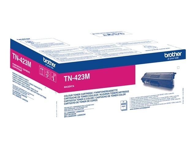 TN-423M Magenta, Brother DCP-L8410, HL-L8260, HL-L8360, MFC-L8690, MFC-L8900