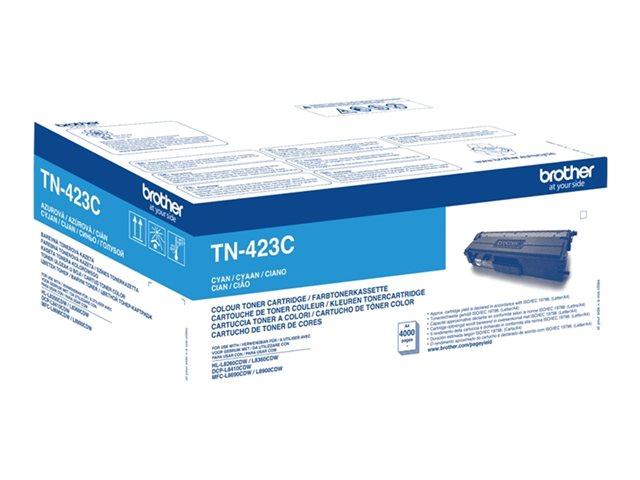 TN-423C Cyan, Brother DCP-L8410, HL-L8260, HL-L8360, MFC-L8690, MFC-L8900