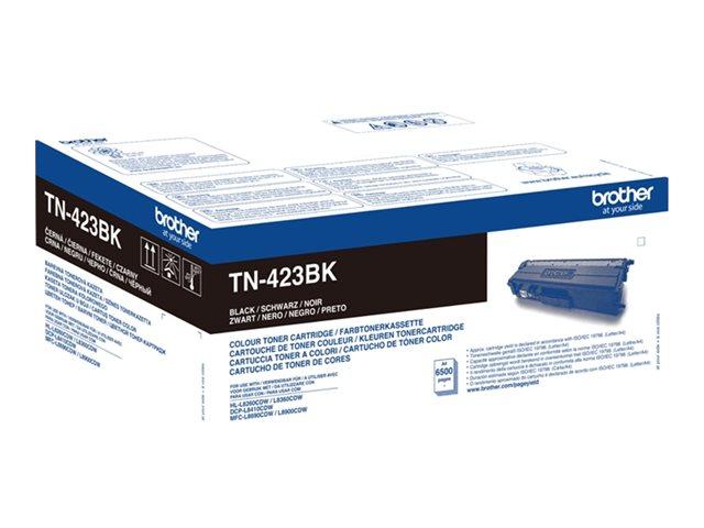 TN-423BK Black, Brother DCP-L8410, HL-L8260, HL-L8360, MFC-L8690, MFC-L8900