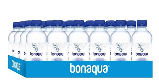 Bonaqua kivennäisvesi 33cl 24-pack