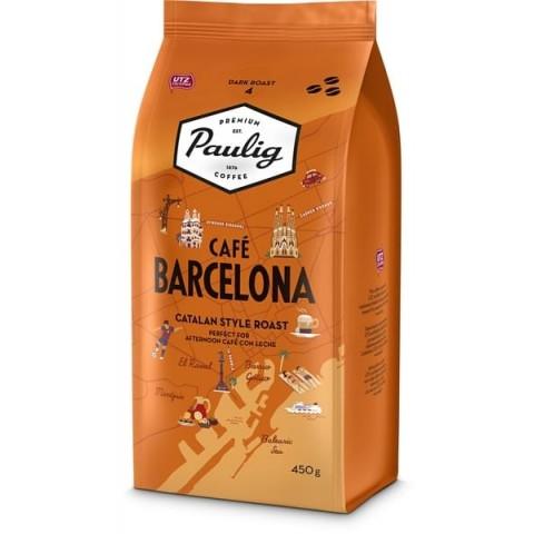 Paulig Cafe Barcelona 8x450g kahvipapu UTZ