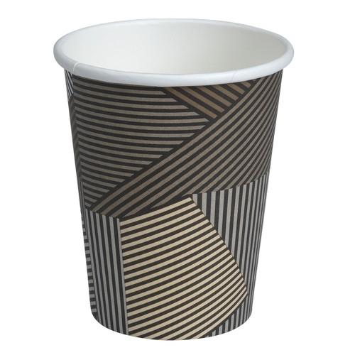 GASTRO-LINE kahvikuppi CUP7, 18/21cl, pahvi, ruskea 100kpl/pss (25 pss/ltk)