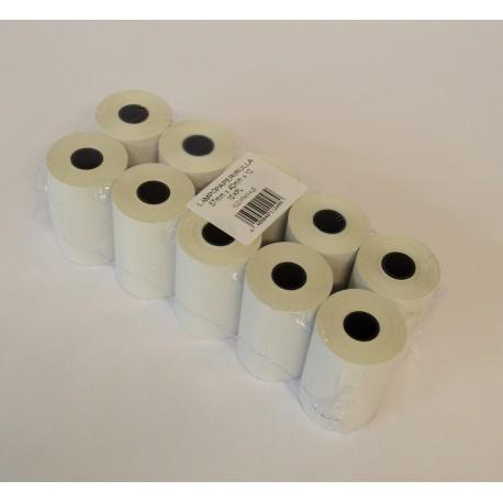 Lämpöpaperi 57x40x12 BPA-vapaa, 100 rll/ltk, 10rl/kutiste