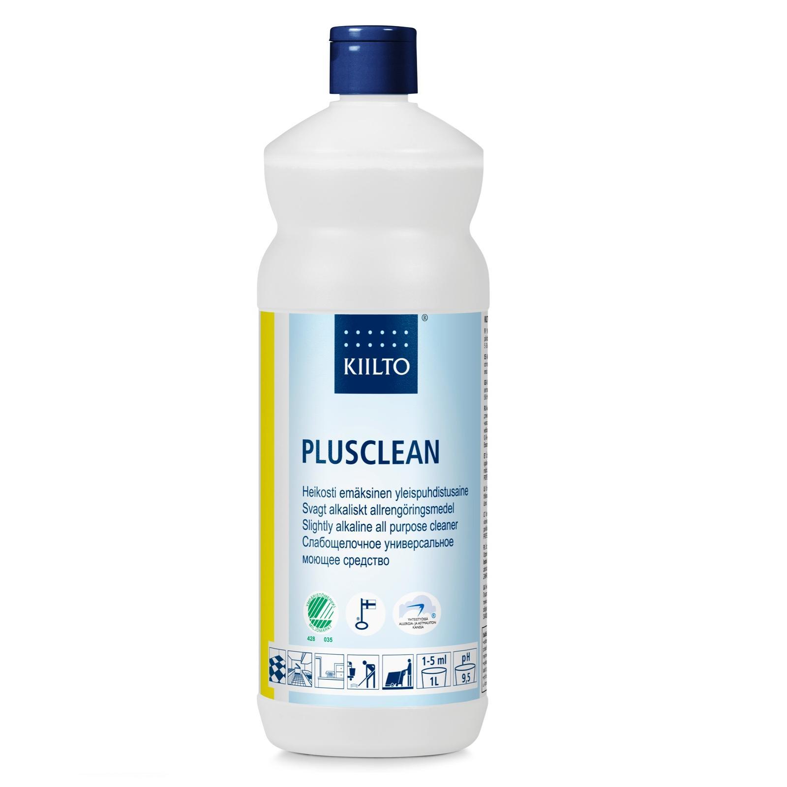 Kiilto Plusclean Yleispuhdistusaine 1 l