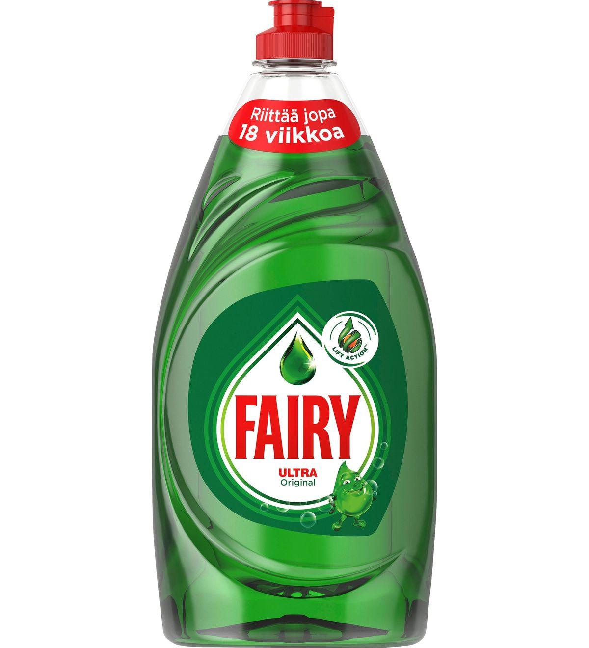 Fairy astianpesuaine 900 ml