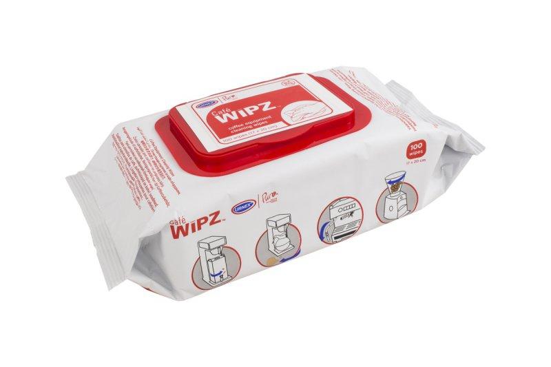 WIPZ puhdistusliina, 100 liinaa/pkt